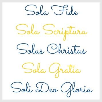 Sola Fide Sola Scriptura0ASolus Christus (1)