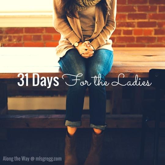 31 Days Big